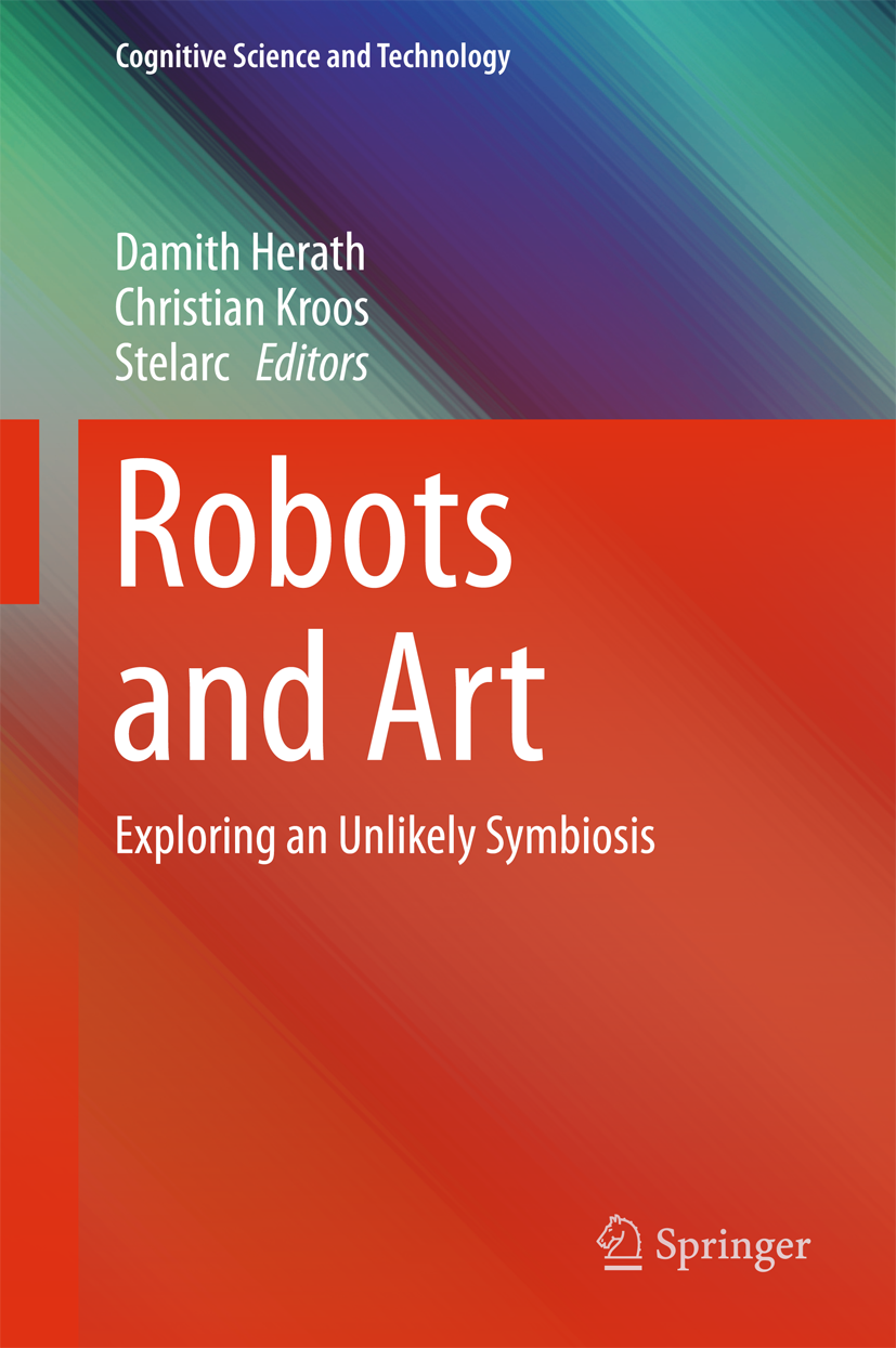 Robots \u0026 Art \u2013 Exploring an Unlikely Symbiosis